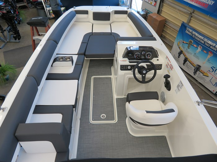 2019 Bayliner DX2000 Photo 5 sur 9