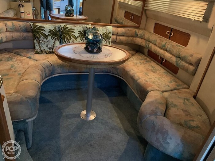 1994 Sea Ray 440 Sundancer 2010 Iveco 370 TURBO Diesels Photo 7 of 20
