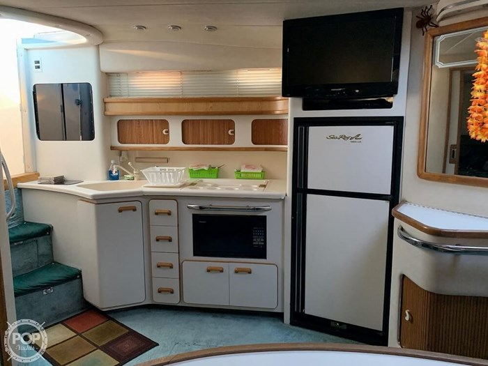 1994 Sea Ray 440 Sundancer 2010 Iveco 370 TURBO Diesels Photo 8 of 20