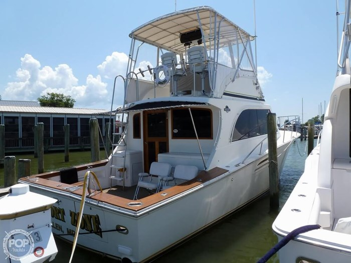 1993 Onset Yachts 42 Photo 4 sur 20