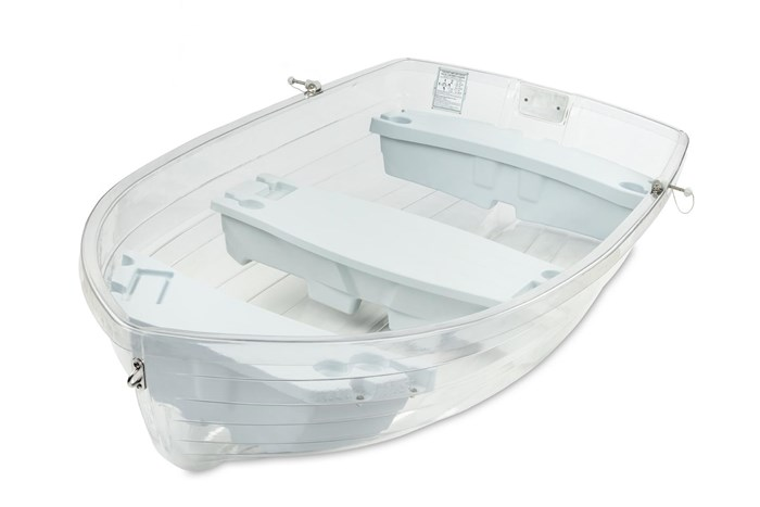2019 Backwater Boats 7.5 Backwater - Clear Photo 1 sur 8