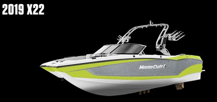 2019 MasterCraft X22 Photo 1 of 13