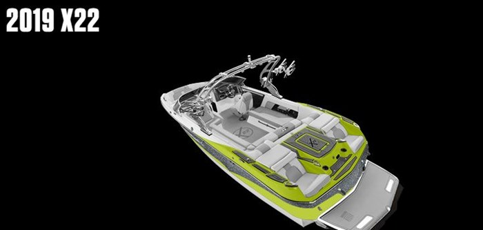 2019 MasterCraft X22 Photo 3 of 13