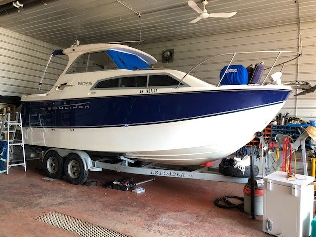 2007 Bayliner Discovery 246 EC Photo 3 of 15