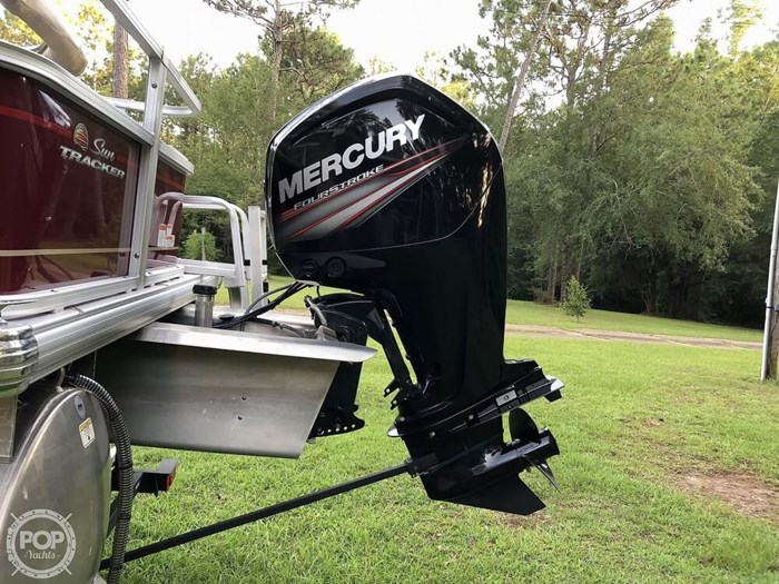 2018 Sun Tracker Bass Buggy 18 DLX Photo 7 of 20