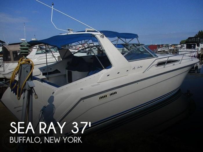 1993 Sea Ray 370 Sundancer Photo 1 of 20
