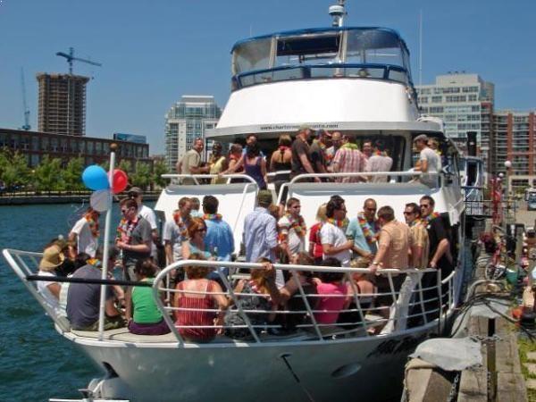 1988 Commercial Toronto Charter Vessel Photo 15 sur 19