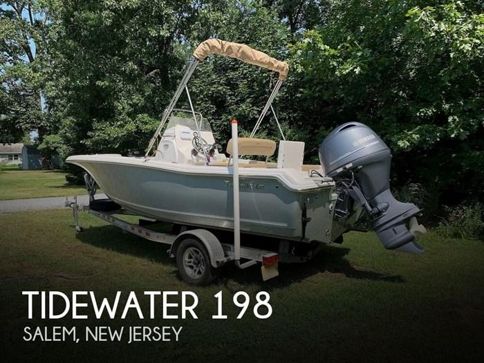 2016 Tidewater 198 CC Adventure Photo 1 sur 20