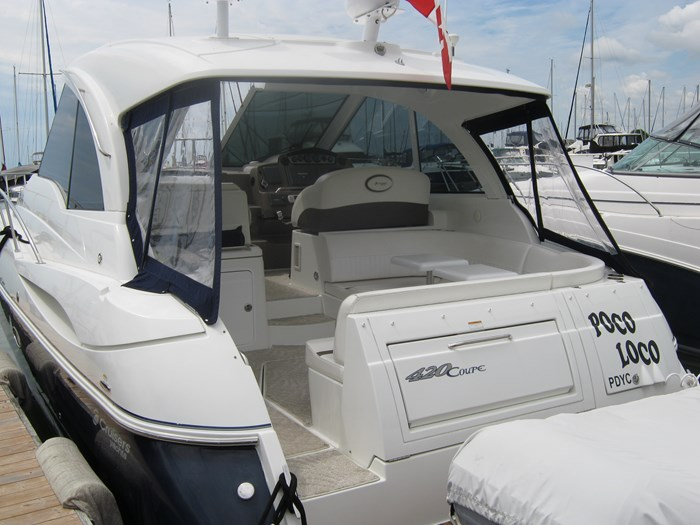 2009 Cruisers Yachts 420 sport coupe Photo 27 sur 27