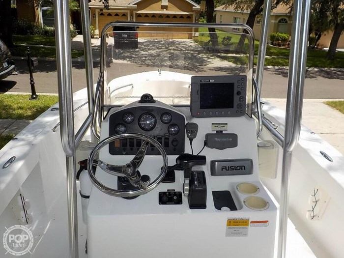 2008 Mako 204 Center Console Photo 17 sur 20
