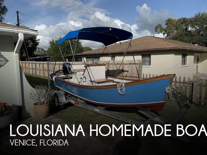 2008 Louisiana Homemade Boats 17 Photo 1 of 20
