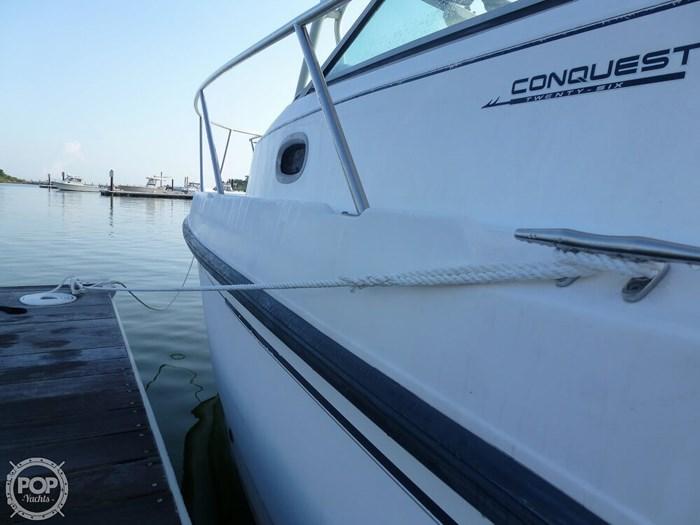 2001 Boston Whaler 275 Conquest Photo 14 sur 20