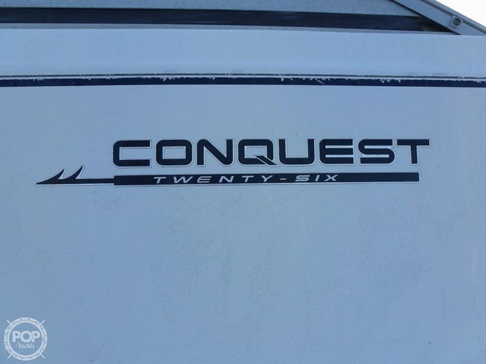 2001 Boston Whaler 275 Conquest Photo 15 sur 20