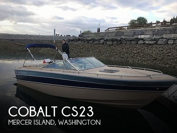 1987 Cobalt CS23 Photo 1 sur 20