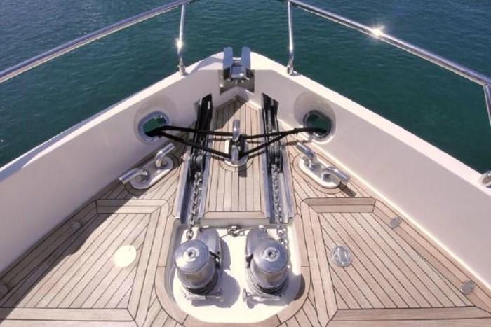 2013 Ferretti Yachts 720 Flybridge Photo 9 of 44