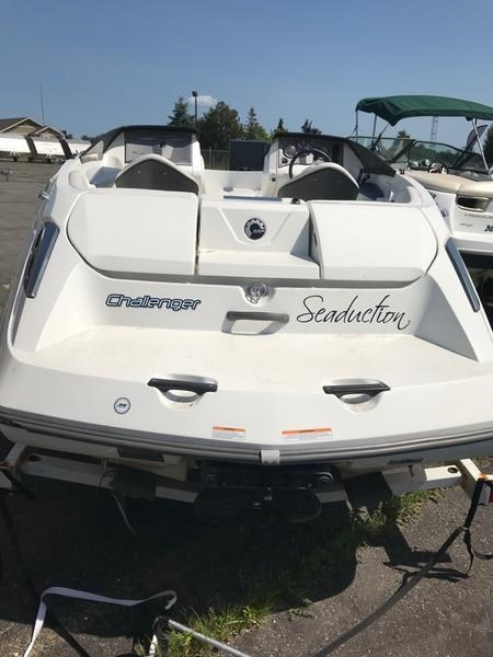 2005 Sea-Doo Challenger 185 Photo 5 of 8