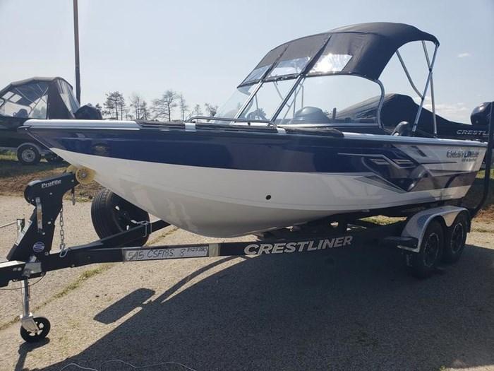 2019 Crestliner 1850 Sportfish SST Photo 1 of 4