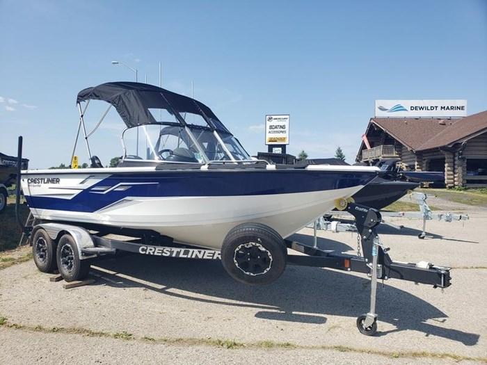 2019 Crestliner 1850 Sportfish SST Photo 2 of 4