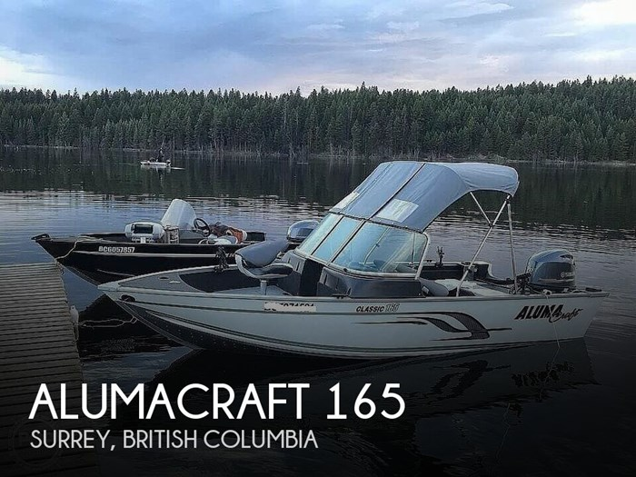 2016 Alumacraft Classic 165 Photo 1 sur 21