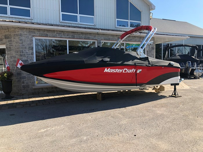 2020 MasterCraft Mastercraft XT20 Photo 3 sur 11