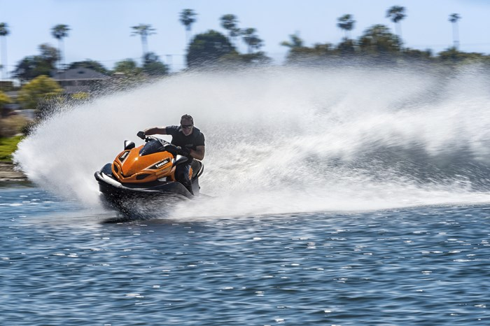 2019 Kawasaki Jet Ski Ultra 310X SE only 2 left! Photo 1 of 10