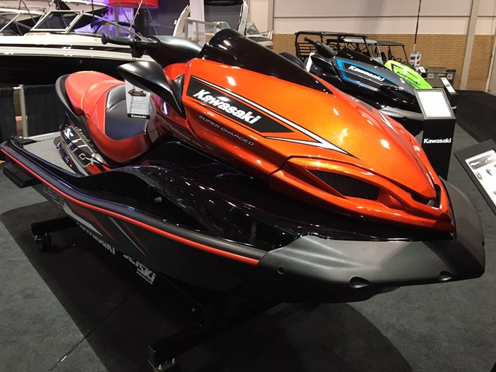 2019 Kawasaki Jet Ski Ultra 310X SE only 2 left! Photo 6 of 10