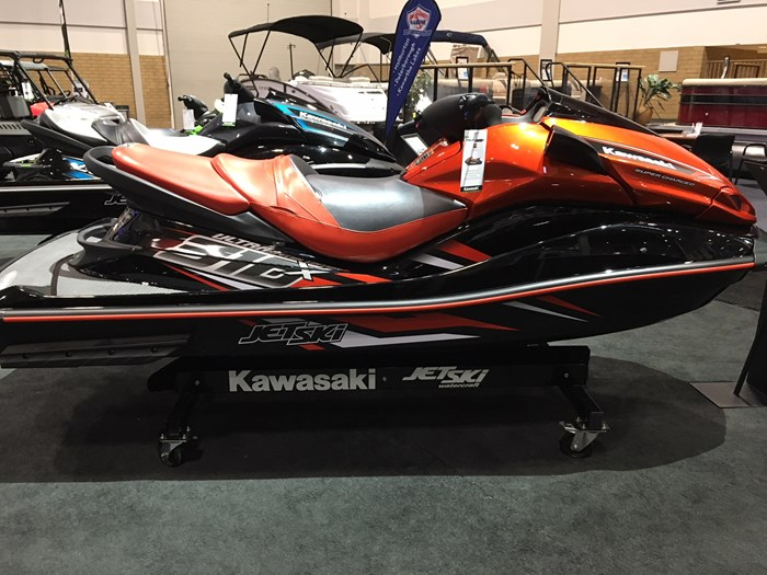 2019 Kawasaki Jet Ski Ultra 310X SE only 2 left! Photo 7 of 10