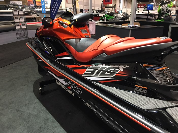 2019 Kawasaki Jet Ski Ultra 310X SE only 2 left! Photo 8 of 10