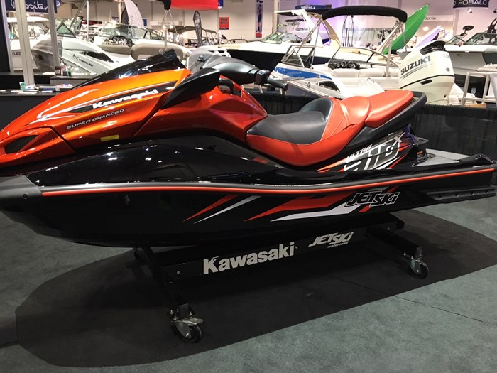 2019 Kawasaki Jet Ski Ultra 310X SE only 2 left! Photo 9 of 10