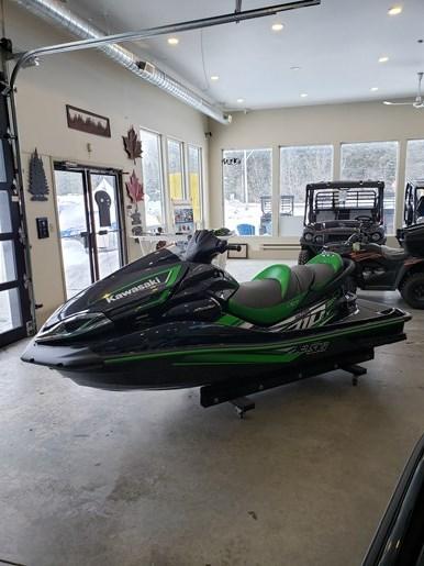 2020 Kawasaki Jet Ski Ultra 310 LX Photo 6 of 7