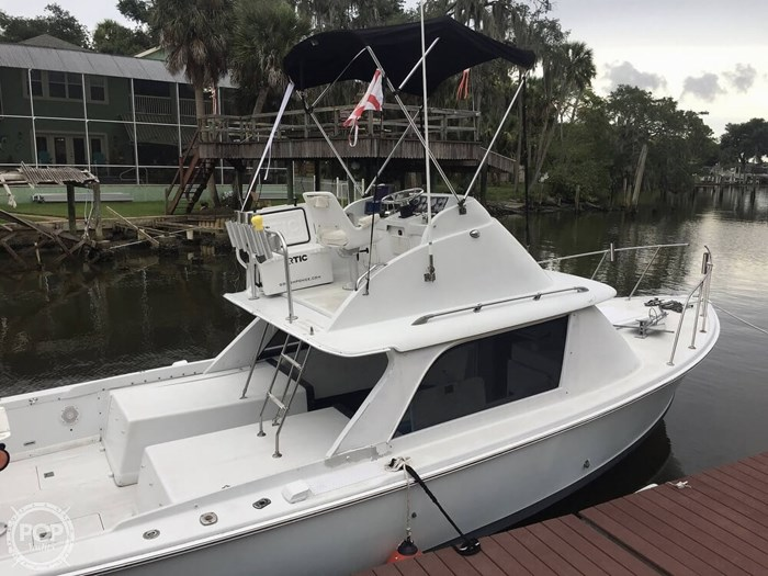 1979 Bertram 31 Sportfish Photo 6 sur 20
