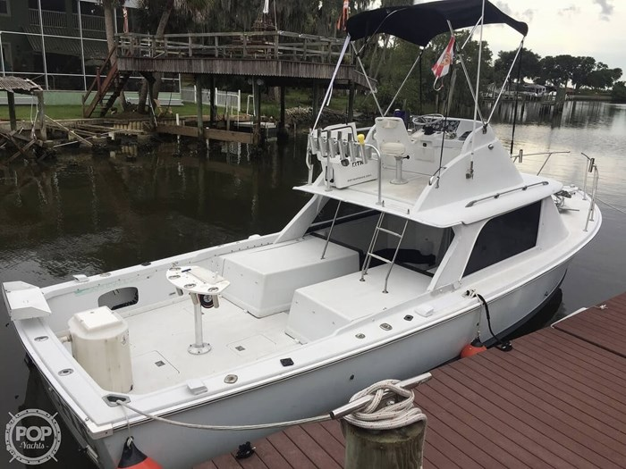 1979 Bertram 31 Sportfish Photo 8 sur 20