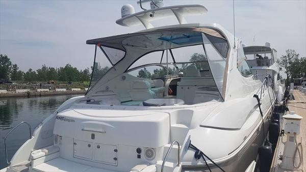 2008 Cruisers Yachts 560 Express Photo 6 sur 45