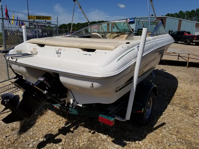 2000 Sea Ray 185 BR Photo 4 of 9