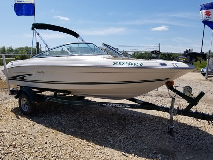 2000 Sea Ray 185 BR Photo 5 of 9