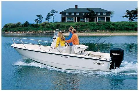 2006 Boston Whaler 190 Outrage Photo 22 sur 22