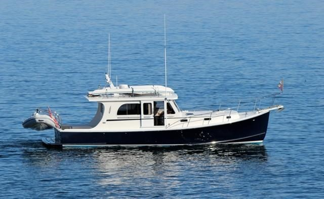 2010 Duffy Atlantic 37 Downeast Cruiser Photo 1 of 62