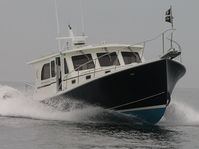 2010 Duffy Atlantic 37 Downeast Cruiser Photo 4 of 62