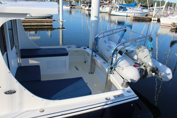 2010 Duffy Atlantic 37 Downeast Cruiser Photo 12 of 62