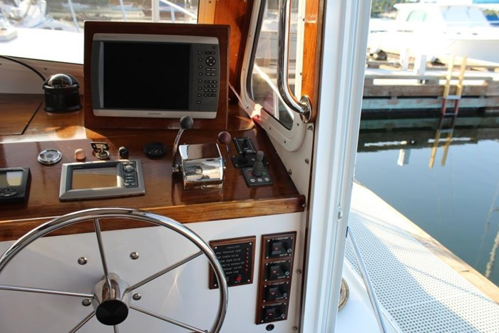 2010 Duffy Atlantic 37 Downeast Cruiser Photo 24 of 62