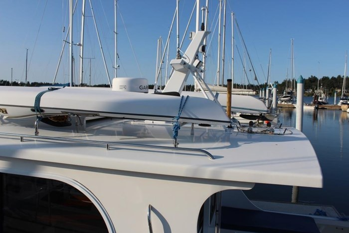 2010 Duffy Atlantic 37 Downeast Cruiser Photo 46 of 62
