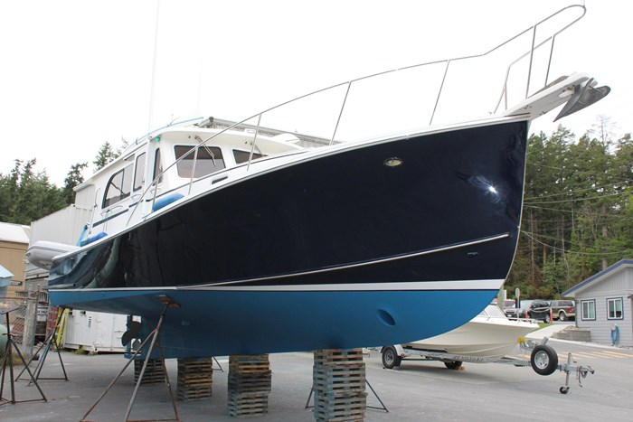 2010 Duffy Atlantic 37 Downeast Cruiser Photo 57 of 62