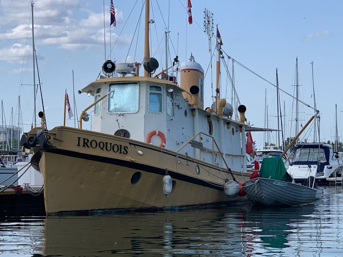 Northern Marine Tug Yacht Conversion 1948 Used Boat for Sale in Toronto,  Ontario - BoatDealers ca