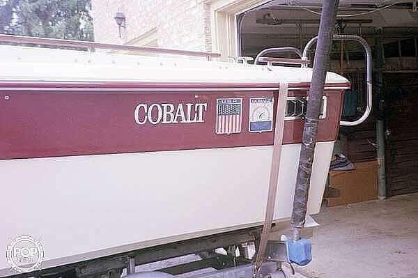 1977 Cobalt 19 CD Photo 7 sur 21