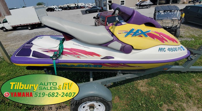 1995 Sea-Doo 720HX Photo 1 of 5