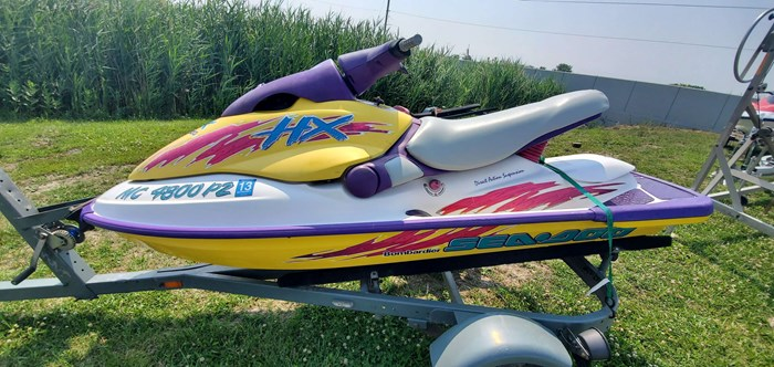 1995 Sea-Doo 720HX Photo 3 of 5