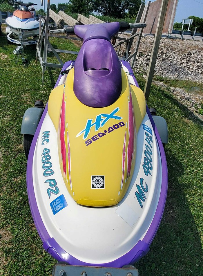 1995 Sea-Doo 720HX Photo 4 of 5