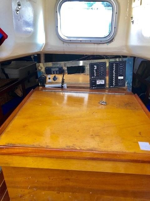 1985 CS Yachts Custom IOR One Ton 40 Photo 17 of 19