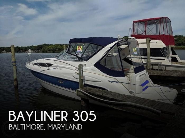 2004 Bayliner 305 Photo 1 of 20