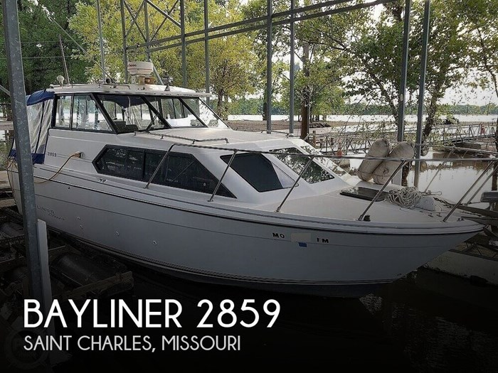 1993 Bayliner 2859 Ciera Super Classic Photo 1 of 20